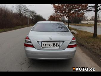 Prodám Mercedes-Benz Třídy S S 500, V8, kůže, navi, xenony