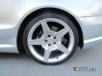 Prodám Mercedes-Benz SL 500, Designo, AMG