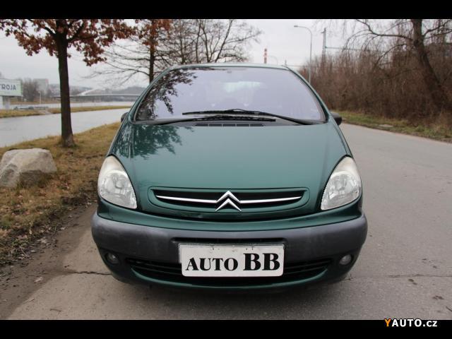 Prodám Citroën Xsara Picasso 1.6i ČR 1. majitel