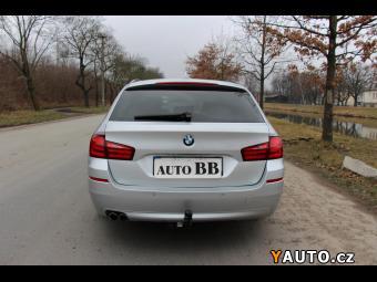 Prodám BMW Řada 5 530d kombi, kůže, automat, nav