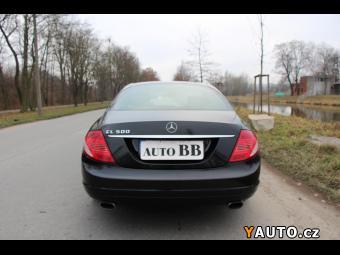 Prodám Mercedes-Benz CL 500 AMG, V8, 2010, facelift