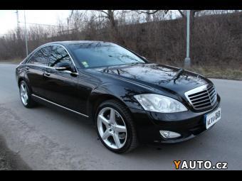 Prodám Mercedes-Benz Třídy S S 320 CDI, 4x4, ČR, AMG