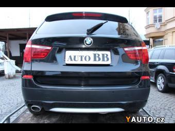Prodám BMW X3 2.0 d, xDrive, automat