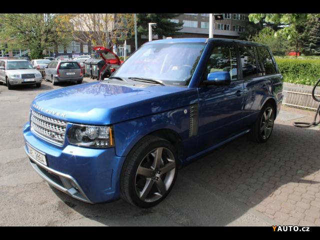Prodám Land Rover Range Rover 5.0