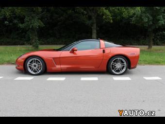 Prodám Chevrolet Corvette , 345 PS, DPH