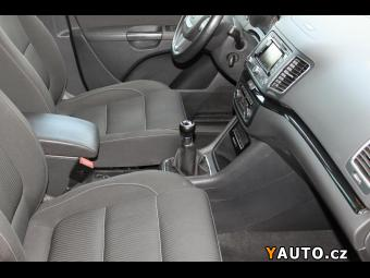 Prodám Seat Alhambra 2,0 TDI STYLE  Servisní kn