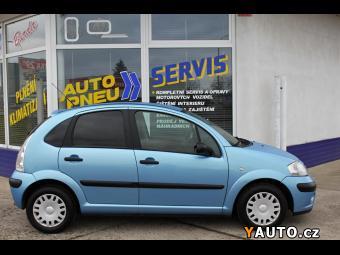 Prodám Citroën C3 1,1i KLIMATICACE