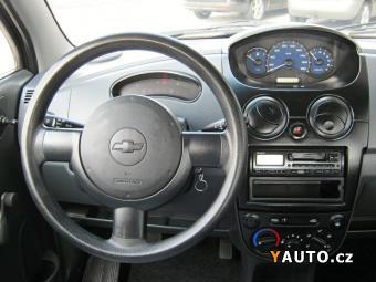 Prodám Chevrolet Spark 0,8i Nové v ČR - První majitel