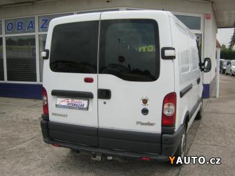 Prodám Renault Master 2.5D Nové v ČR