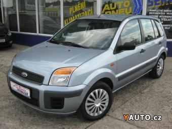 Prodám Ford Fusion 1.25i 55kW
