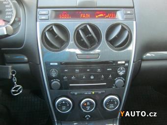 Prodám Mazda 6 2,0i 16V Nové v ČR