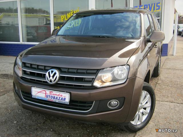 Prodám Volkswagen Amarok 2,0 TDI HIGHLINE  4 MOTION