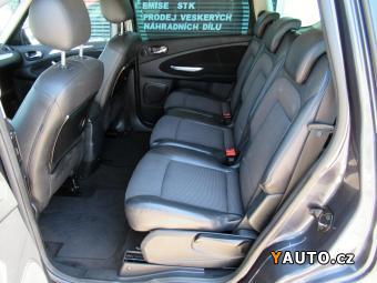 Prodám Ford S-MAX 2,0i 16V 7 Míst - Servisní kní