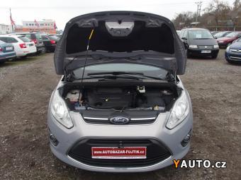 Prodám Ford Grand C-MAX 2.0 TDCi 103KW 7. místné, garanc