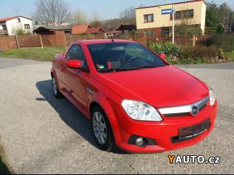 Prodám Opel Tigra 1.4i 66KW klima E-3