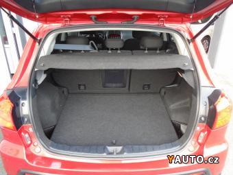 Prodám Mitsubishi ASX 1.6i, serv. kn., TOP