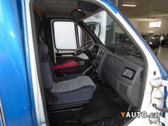 Prodám Peugeot Boxer 2.5TD obytný