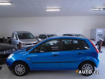 Prodám Ford Fiesta 1.3i 51Kw, nové ČR