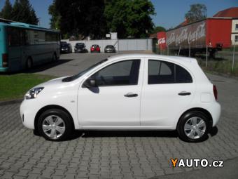 Prodám Nissan Micra 1.2i 59kW, nový vůz