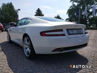 Prodám Aston Martin DB9 6,0i