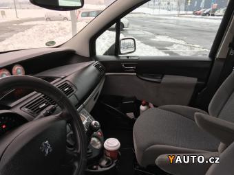 Prodám Peugeot 807 2.0 LPG STK, Nová nádrž