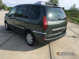 Prodám Peugeot 807 2.0 LPG 7 sedaček