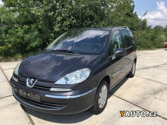 Prodám Peugeot 807 2.0 LPG 103 kW luxus