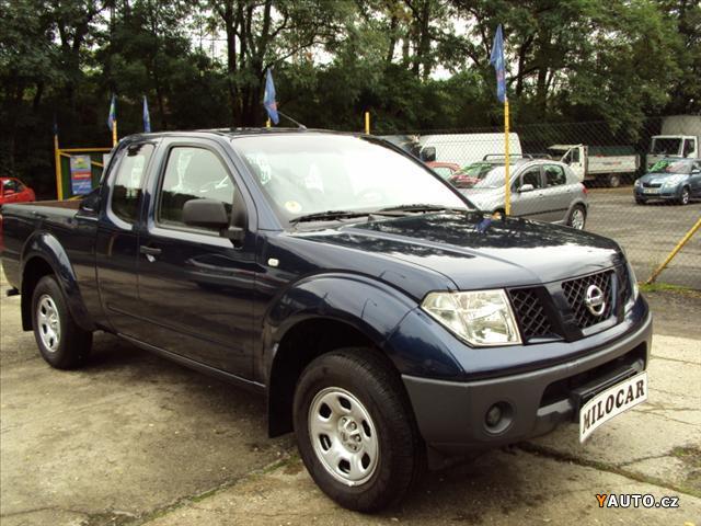 Prodám Nissan Navara 2.5 DCi