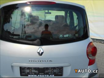 Prodám Renault Modus 1,5 dCi NOVÁ SPOJKA A ROZVODY