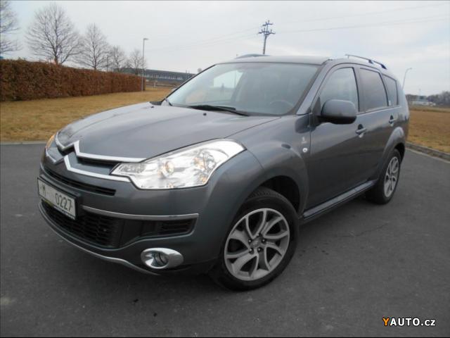 Prodám Citroën C-Crosser 2,2 HDi 4WD*SERVISKA*
