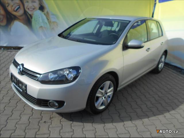Prodám Volkswagen Golf 1,6 BiFuel