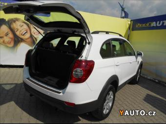 Prodám Chevrolet Captiva 2,0 VCDi *SERVISKA*