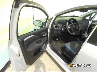 Prodám Fiat Punto Evo 1,4 CNG *KLIMA*