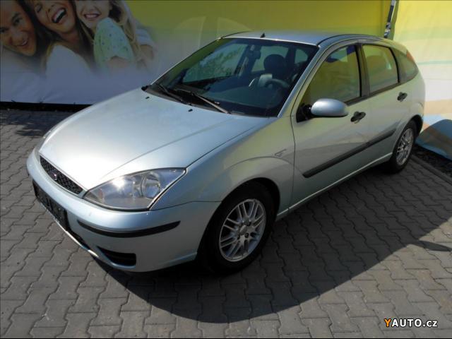 Prodám Ford Focus 1,8 TDCi *KLIMA*KŮŽE*