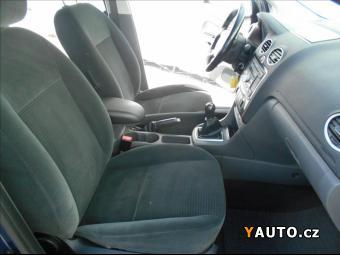 Prodám Ford Focus 1,6 TDci GHIA*DIGIKLIMA*