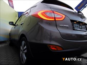 Prodám Hyundai ix35 2,0 CRDi *Záruka KM*CZ1. maj
