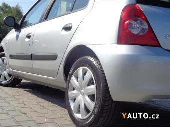 Prodám Renault Clio 1,2 LPG