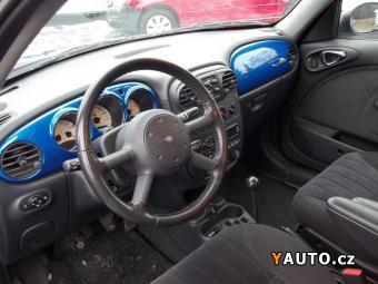 Prodám Chrysler PT Cruiser Touring 2.2 CRD, TOP
