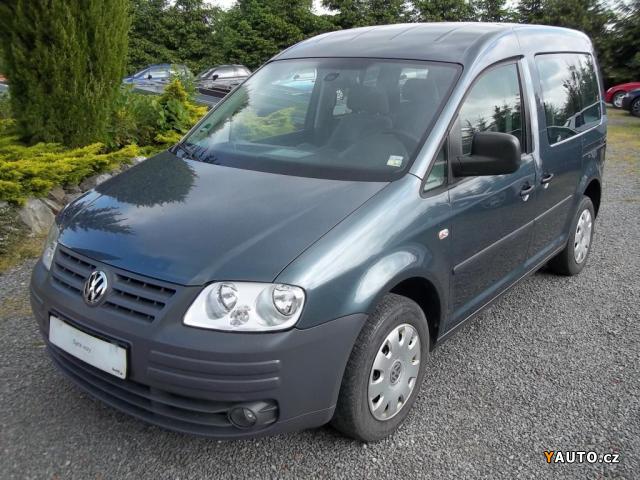Prodám Volkswagen Caddy LIFE 1.9 TDI PD