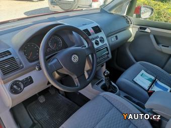 Prodám Volkswagen Touran 1.4 TSI Trendline, NOVÉ ROZVOD