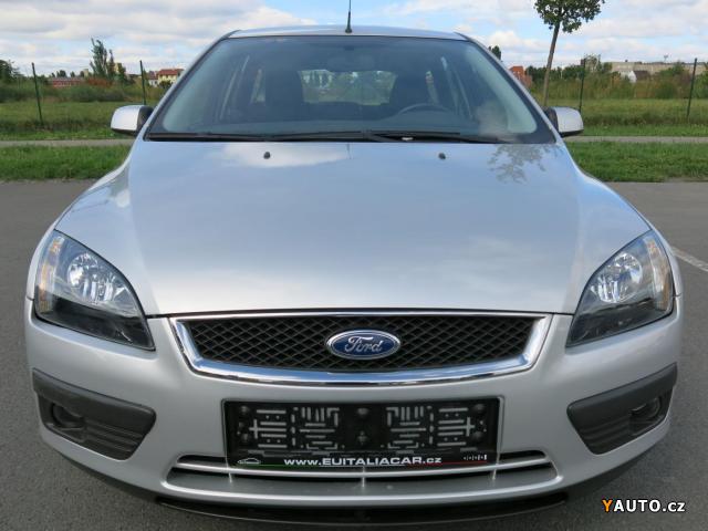 Prodám Ford Focus 1.6i 58tkm