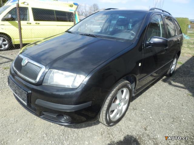 Prodám Škoda FABIA COMBI 1.4 16V SPORT