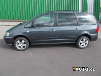 Prodám Seat Alhambra 1.9JTD 85kw