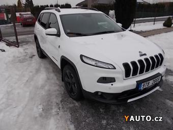 Prodám Jeep Cherokee 2.2 MJD