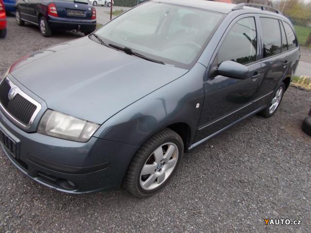 Prodám Škoda FABIA COMBI