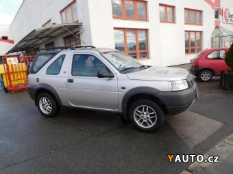 Prodám Land Rover Freelander 2.0 Td4 HARDBACK