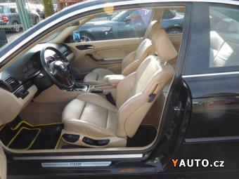 Prodám BMW Řada 3 320Ci, 125KW, volat-603571193