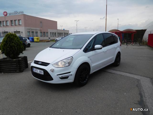 Prodám Ford S-MAX 2.0i16V Duratec, LPG