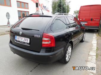 Prodám Škoda Octavia II. -2.0 TDIElegance, XENON, SERV