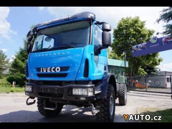 Prodám Iveco EuroCargo 150E25 4x4-podvozek